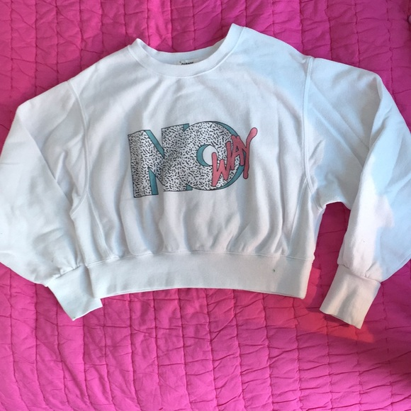 Garage Sweaters - Cropped sweater